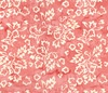 Northcott Banyan Batiks Intaglio (Peach Punch) Peach Punch