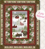 Woodland Haven I Free Quilt Pattern