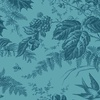 Andover Fabrics Royal Blue Evergreen Agean