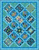 Paradise Falls Free Quilt Pattern