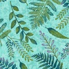 Studio E Fabrics Woodland Wonders Ferns Spruce