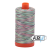 Aurifil Variegated Thread Marrakesh