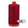 Aurifil Thread Red Wine