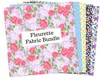 Fleurette One Yard Bundle by Wilmington Prints