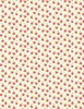 Wilmington Prints Fleurette Tiny Blossoms White/Red