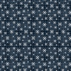 Benartex A Very Wooly Winter Wooly Snowflake Plaid Midnight