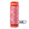 Aurifil Thread Peachy Pink