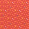 Windham Fabrics Good Vibes Only Triangles Apple
