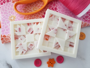 Soap Escape Quilter's Soap of the Month - January