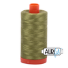 Aurifil Thread Olive Green