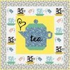 My Cup of Tea Free Quilt Pattern
