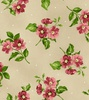 Maywood Studio Lexington Small Floral Tan