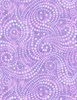 Wilmington Prints Essentials Ebb and Flow 108 Inch Backing Lavender