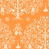 Maywood Studio Spellcaster's Garden Paper Cut Tree Orange