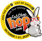 October 2020 Shop Hop Bunny