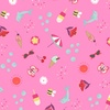 Lewis and Irene Fabrics Whatever The Weather (Summer) Pink