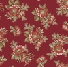 Maywood Studio Ruby Floral Red