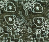 Northcott Banyan Batiks Intaglio (Forest Pine) Forest Frost