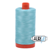 Aurifil Thread Light Turquoise
