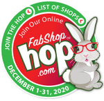 December 2020 Shop Hop Bunny