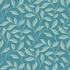 Andover Fabrics Royal Blue Morning Glory Light Cerulean