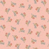 Henry Glass Fabrics Tarrytown Tiny Spray Pink