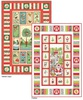 Festive Panel Free Quilt Pattern