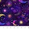 Northcott Cosmic Universe Motifs Purple