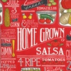 Moda Homegrown Salsa Recipe Tomato