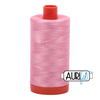 Aurifil Thread Bright Pink