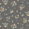 Andover Fabrics Bloom Bouquet Silver