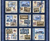 Quilting Treasures All American Military Patches Panel Navy