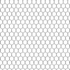 Andover Fabrics The Coop Chicken Wire White