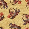 Blank Quilting Pheasant Run Wagon Wheel