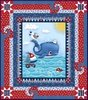 A Whale Of A Time Free Quilt Pattern