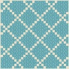 Royal Blue Free Quilt Pattern