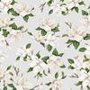 Blank Quilting Magnolia Mania Large Floral Light Grey