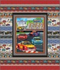 Start Your Engines Free Quilt Pattern