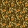 In The Beginning Fabrics Garden Delights III Prairie Flowers Gold
