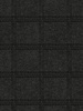 Maywood Studio Woolies Flannel Tartan Grid Charcoal