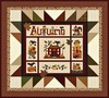 Buttermilk Autumn I Free Quilt Pattern