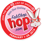 Feb 2019 Shop Hop Bunny