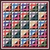 Bumbleberries SS20B Free Quilt Pattern