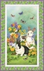 Garden Gathering Throw Free Quilt Pattern