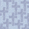 Windham Fabrics Be Mindful Faith Blue