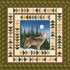Majestic Outdoors - Howling Wolf Free Quilt Pattern