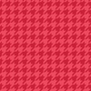 Maywood Studio Kimberbell Basics Houndstooth Tonal Red