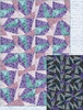 Broken Glass - Tilting at Windmills Free Quilt Pattern