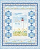 Harbor Lights Blue Free Quilt Pattern