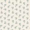 Andover Fabrics Nicholson Street Small Bouquet Blue/Cream
